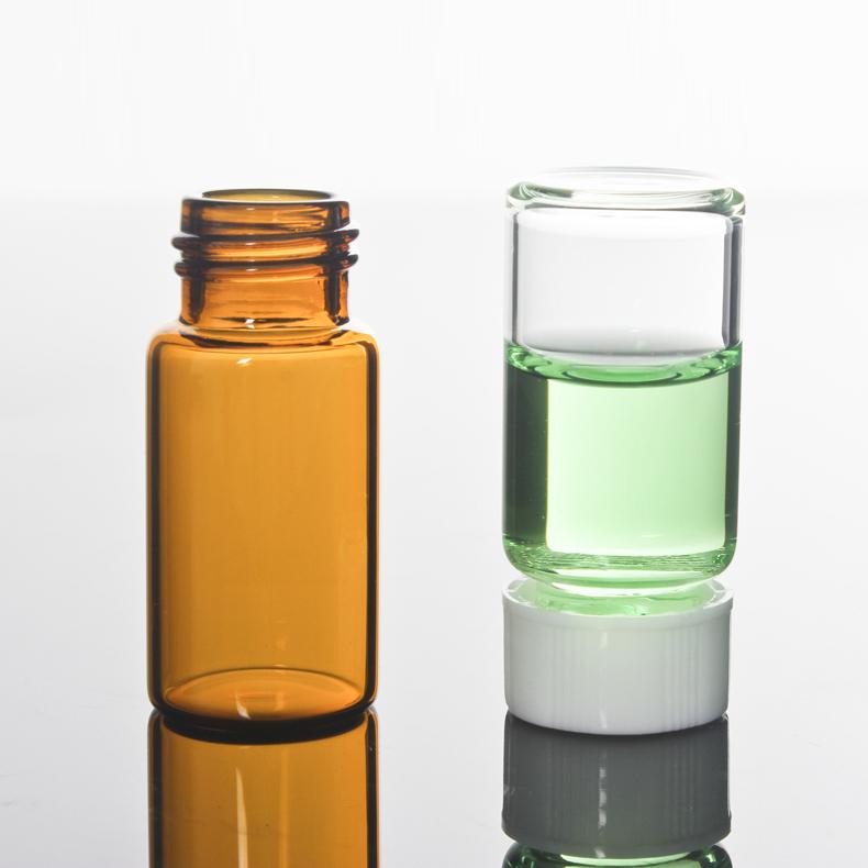 3ml to 60ml laboratory sample test glass vials (2)